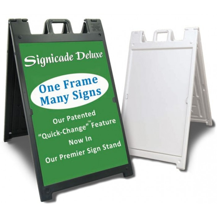 A Frame Signs / Sidewalk Signs