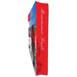 20 ft. Wallbox – 8 ft h Trade Show Display Graphic Package